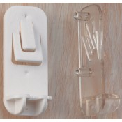 Plastic Locking Shelf Support (2)